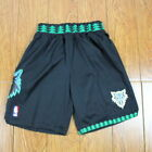 Men's Minnesota Timberwolves Kevin Garnett Stephon Marbury pants shorts black on eBay