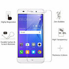 For Huawei Y6 Y7 Y7 prime 2018/2017 Y9 2019 Tempered Glass Screen Protector 2Pcs