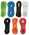 "TEUFELBERGER KMIII 3/8"" Static Climbing Rescue Caving Rappelling Rope Polyester"