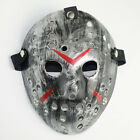 Hot Old Halloween Mask Jason Voorhees Friday The 13th Horror Movie Hockey Mask