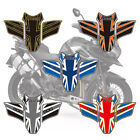 3D Gel Fuel Tank Pad Protector Decal Sticker For Triumph Tiger 800 2010 - 2018 $24.02 USD on eBay