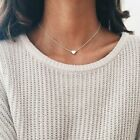 Small Love Heart Choker Necklace Charm Chain Women Girl Party Banquet Wedding