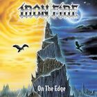 IRON FIRE  -  On The Edge CD  NEW