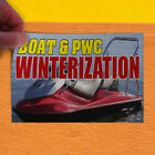 Decal Sticker Boat & Pwc Winterization #1 Style A Business Transport Store Sign