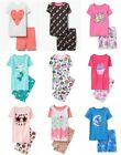 Внешний вид - NWT Gymboree Girl Shortie Cotton Pajamas 2pc Set 3 4 5 6 7 8 10 12