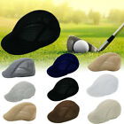 Golf Unisex Mesh Breathable Beret Casual Hat Cap Gift Fishing Outdoor Everyday
