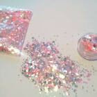 CHUNKY Festival Glitter 5g bag, Face Eye Body Hair Tattoo Cosmetic Glitter Party <br/> Buy 5 Get 10 FREE (ADD ALL 15 IN BASKET) £0.33p EACH