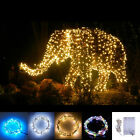 Battery Powered Decorative String Light Bulbs Neon For Xmas. Party Festival Room