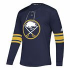 Buffalo Sabres adidas Platinum Long Sleeve Jersey T-Shirt $89.99 USD on eBay
