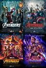 Avengers+All+Movies+Posters+Set+48x32%22+40x27%22+36x24%22+21x14+Full+Series+2019+Silk