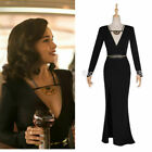 Star Wars Solo:Star Wars Story Qi'ra Emilia Clarke Black Dress Cosplay Custom $65.33 USD on eBay