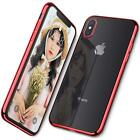 iPhone XR Case Shockproof Thin TPU Supports Wireless Charging Fast USA SHIPPING!