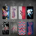 wallet case for Atlanta Braves galaxy note 9 note 3 4 5 8 J3 J7 2017 2018 on Ebay
