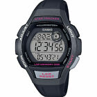 Casio collection digitale da donna bambino crono timer contapassi memoria led