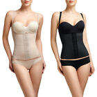 Squeem 26MV Miracle Vest Seductive Open Bust Waist Shapewear Compression NEW
