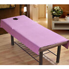 Purple Stripe Beauty Massage Table Cover SPA Sheet Body care Non-slip