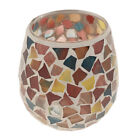 Mosaic Patched Glass Tea Light Turkish Moroccan Candle Holder On Valentine