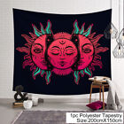 Внешний вид - Art Tapestry Wall Hanging Polyester Mandala Pattern Blanket Tapestry Home Decor
