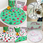 Soft Cloth Baby Kids Game Gym Activity Pad Play Mat Crawling Blanket Floor Rug