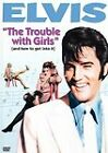 The Trouble With Girls (DVD, 1969)  RARE OOP  ELVIS