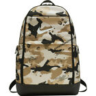 NIKE NEW MEN'S BRASILIA BACKPACK BOOKS-GYM TRAINING UNISEX NWT LAPTOP CAMOUFLAGE