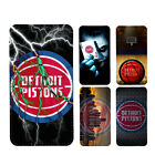 wallet case Detroit Pistons iphone 7 iphone 6 6+ 5 7 X XR XS MAX case on eBay