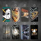 wallet case Anaheim Ducks galaxy S7 S8 S8plus S9 S9+ S10 S10plus S5 S6 $17.99 USD on eBay