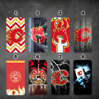 wallet case Calgary Flames iphone 7 iphone 6 6+ 5 7 X XR XS MAX case $17.99 USD on eBay