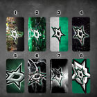 wallet case Dallas Stars galaxy note 9 note 3 4 5 8 J3 J7 2017 2018 $16.99 USD on eBay