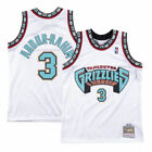 Vancouver Grizzlies # 3 Abdur-Rahim Mitchell & Ness NBA White Swingman Jersey on eBay