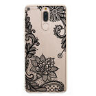 Fashion Soft Painted TPU Back Case Cover For Huawei P10 P20 P30 P Smart Honor 10