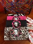 classic betty boop POCKET BOOK - wallet  checkbook holder - 4 great designs $29.53 AUD on eBay
