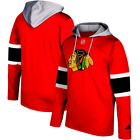 NEW ADIDAS CHICAGO BLACKHAWKS NHL PULLOVER JERSEY HOODIE Free Shipping