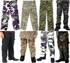 Kids BDU Cargo Fatigue Pants Camouflage Military Rothco