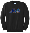 Women's New York Mets Ladies Bling Shirt Sweatshirt Sweat (Size S-XL) on Ebay