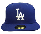 Los Angeles Dodgers New Era 2018 MLB World Series Patch 59FIFTY Fitted Hat Cap