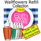 Kyпить Bath and Body Works Wallflowers Refill Set (2 Pack) *Pick from 150+ Scents* на еВаy.соm