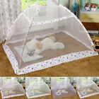 Baby Infant Portable Folding Travel Bed Crib Canopy Mosquito Net Tent Foldable image