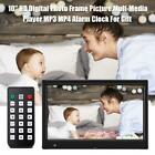 Digital 10-inch Photo Frame Picture MP3 MP4 Player Calendar with Remote Control