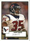 2006 Topps Heritage Football Card Pick 251-406