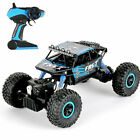 NEW Remote Control Car 4WD 2.4Ghz 1/18 Crawlers Off Road Rock Vehicle RC Toy