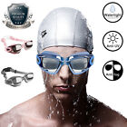 Kyпить Swimming Goggles Anti UV Fog Protection Electric Plating Glasses Eye Mask Cover на еВаy.соm