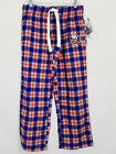 NHL New York Islanders Womens Lounge Pajama Pants Plaid New $17.95 USD on eBay