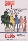 Dr. No James Bond 007 Movie Poster SM MD LG FREE SHIPPING $15.99 USD on eBay