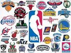3 Pack Officially Licensed NBA Logo Stickers - Pick Your Favorite Team! on eBay