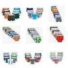 NWT Gymboree Boys Briefs Seven Pack Underwear Size 2T - 3T 4 5-6 7-8 10-12