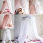 Kids Girls Bed Canopy Bedcover Mosquito Net Curtain Bedding Dome bedroom Tent image