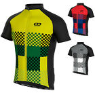 Didoo Mens Cycling Jersey Short Sleeve Top Cycle Summer MTB Racing Compression