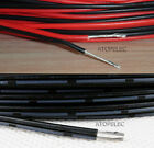 28AWG UL2468 PVC 2-pin Tinned Copper Parallel Wire Power Cable Cord ROHS UL 300V