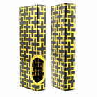 Gold Foil Empty Retail Display Packaging Gift Boxes
